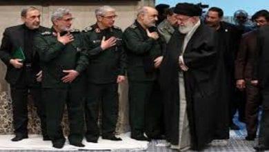 Photo de L'Iran révèle enfin pourquoi il a bombardé les deux bases militaires des USA en Irak