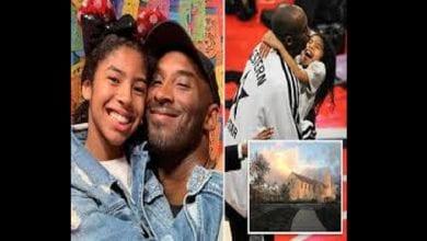 Photo de Kobe Bryant et sa fille étaient à l'église quelques heures avant leur mort…Les confidences d'un évêque