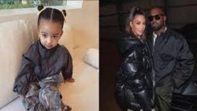 Photo de Kim Kardashian: sa fille de 2 ans déclare son amour pour Jésus (Vidéo)