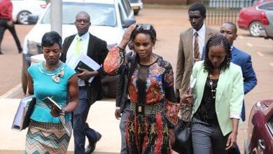 Photo de Zimbabwe: Accusée de blanchiment d'argent, l'épouse du vice-président remise en liberté sous caution