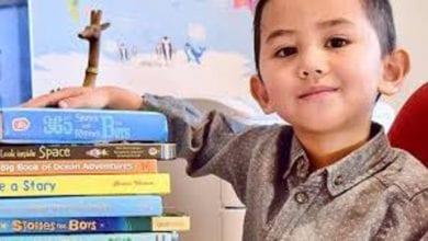 Photo de Royaume-Uni: Âgé de 3 ans, il  devient le plus jeune membre de la plus ancienne société à QI élevé