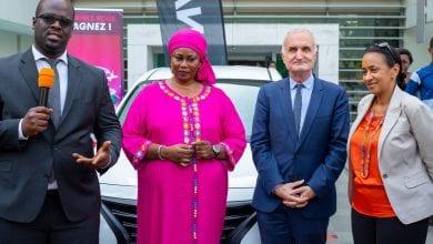Photo de Canal + Côte d'Ivoire fait des heureux à travers sa Tombola