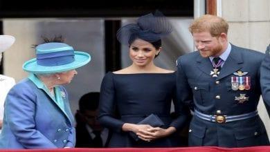 Photo de La Reine Elizabeth répond au prince Harry et Meghan qui décident de renoncer à leurs fonctions royales