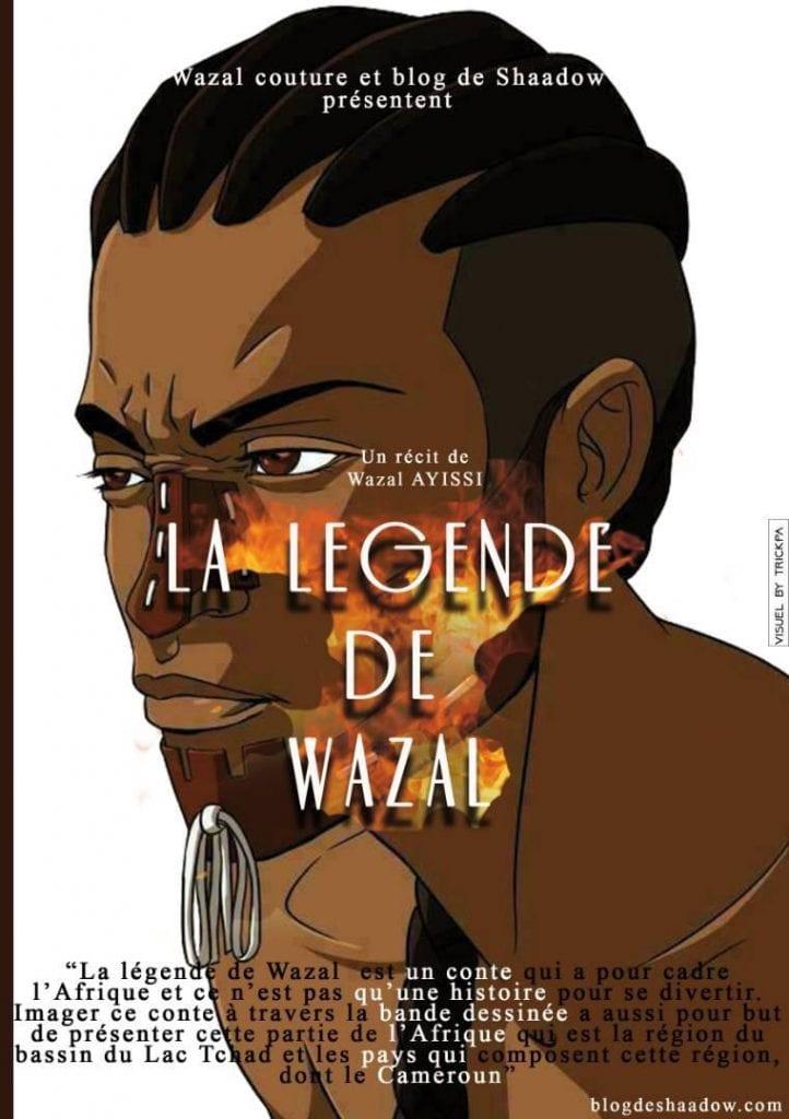 Ayissi Nga : Le styliste camerounais créateur de la légende Wazal