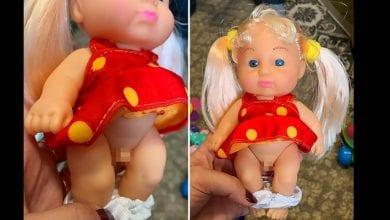 Photo de Russie: une poupée transgenre pour enfant avec un pénis crée la polémique-(photo)