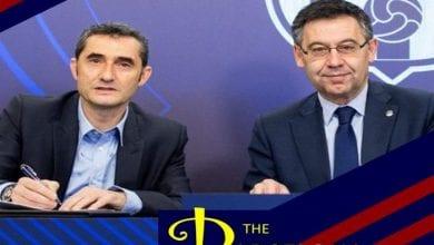 Photo de Barça: une ancienne star du club pour remplacer Valverde?