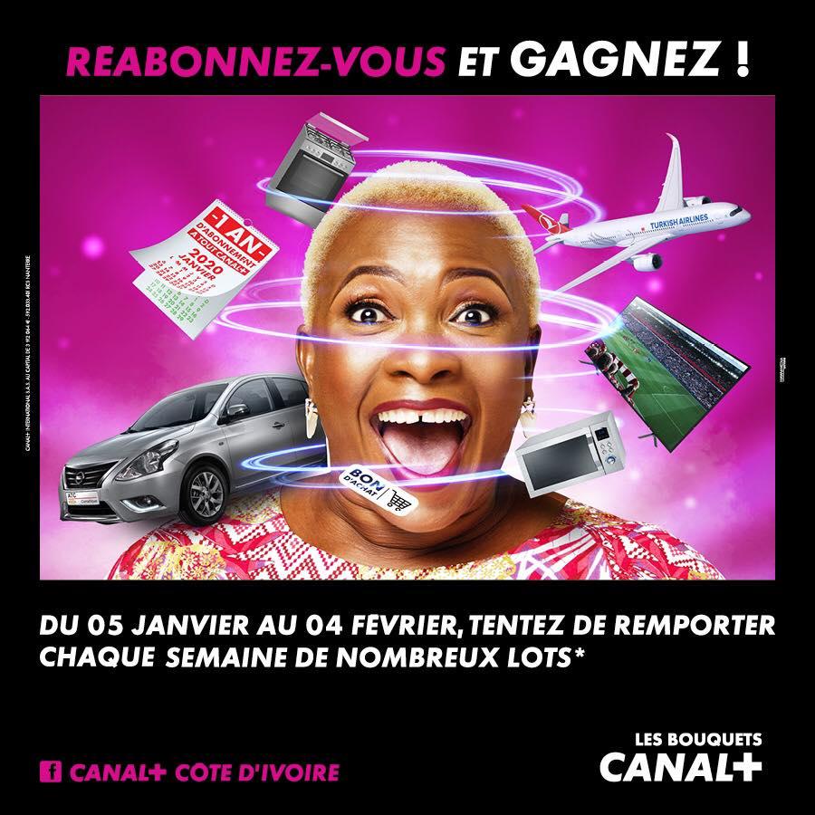 Canal+ : Des surprises pour tout réabonnement