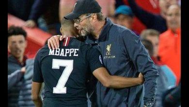 Photo de Kylian Mbappé: son arrivée à Liverpool, ça devient un peu plus sérieux