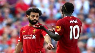 Photo de Liverpool: est-il en rivalité avec Sadio Mané? Mohamed Salah sort enfin du silence