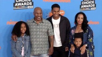 Photo de Mike Tyson révèle un comportement étrange de ses enfants envers les Noirs