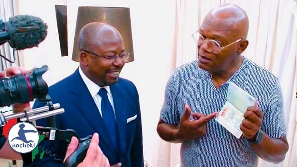 La liste complète des stars d'Hollywood qui ont obtenu la citoyenneté africaine en 2019