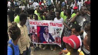 Photo de Liberia : des milliers de personnes manifestent contre George Weah
