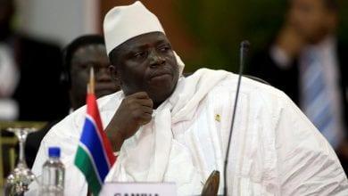 Photo de Yahya Jammeh : des manifestants demandent son retour en Gambie