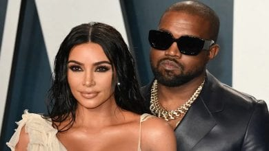 Photo de Kim Kardashian et Kanye West«choquent» la responsable d'un KFC à Paris (vidéo)