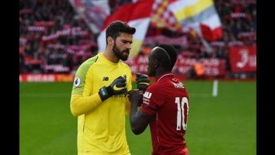 Photo de Liverpool: la demande de Sadio Mané à son coéquipier Alisson