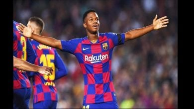 Photo de Barcelone : Ansu Fati inscrit un nouveau record en Liga