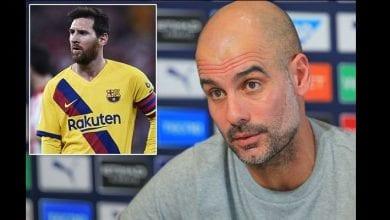 Photo de Barcelone : vers un départ de Messi pour Manchester City ? Pep Guardiola réagit !