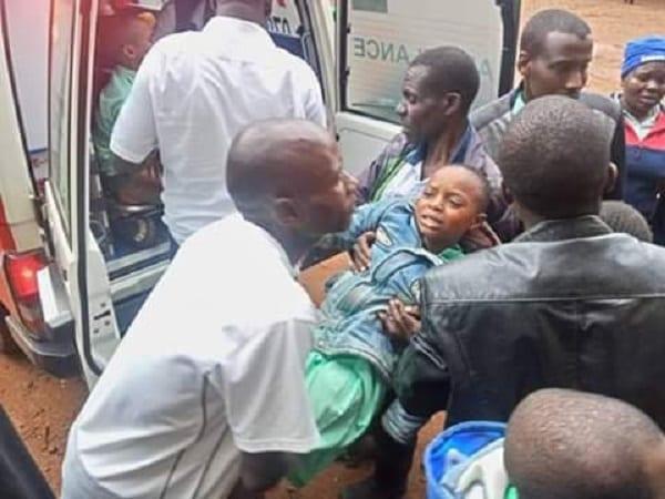 13 enfants meurent dans une bousculade dans une école primaire — Kenya