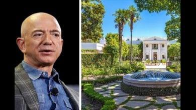 Photo de Jeff Bezos achète la propriété la plus chère de Los Angeles pour un montant record