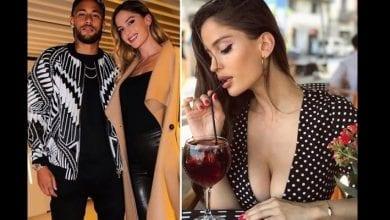 Photo de Natalia Barulich : la nouvelle petite amie de Neymar qui affole la toile par sa beauté (photos)