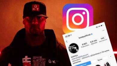 Photo de Booba: voici pourquoi son compte instagram a été supprimé