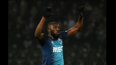Photo de Porto : victime de chants racistes, l'attaquant franco-malien Moussa Marega quitte le stade