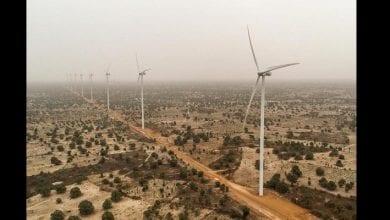 Photo de Énergies renouvelables : le Sénégal inaugure le plus grand parc éolien d'Afrique de l'Ouest (vidéo)