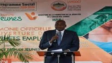Photo de Côte d'Ivoire: Plus de 700.000 emplois formels créés en 8 ans