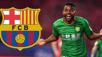 Photo de Football: quand le Barça humilie Cédric Bakambu