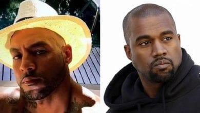Photo de Booba clashe Kanye West: « C'est un démon ce mec, c'est le règne du mensonge »
