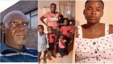 Photo de Il poignarde ses 4 enfants à mort après avoir accusé leur mère de l'avoir infecté  du VIH