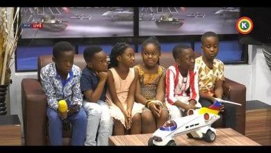 """Photo de Ghana/ Inspiration: 7 enfants fabriquent une """"voiture avion"""" contrôlée par une application"""