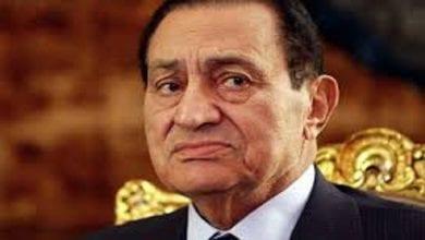 Photo de Egypte: l'ancien président Hosni Moubarak est décédé