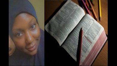 Photo de « Je me cache pour étudier la Bible. Elle m'apporte la paix », dixit une jeune musulmane nigériane