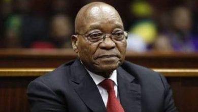 Photo de Afrique du Sud: Un tribunal délivre un mandat d'arrêt contre l'ancien président Jacob Zuma