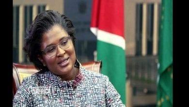 Photo de Namibie : la première dame promet de donner toute sa fortune à la charité