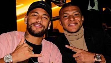 Photo de Neymar et Mbappé pourraient bientôt visiter ce pays d'Afrique occidentale