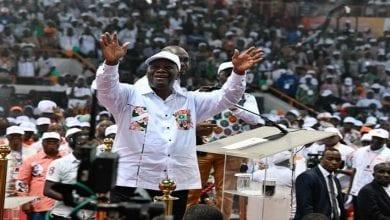 """Photo de Alassane Ouattara: """" J'ai foi en la victoire du RHDP…au premier tour"""""""