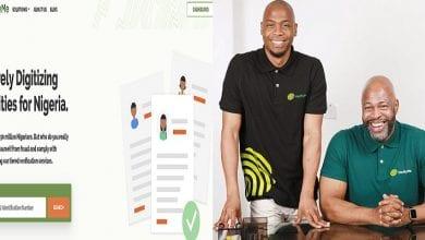 Photo de Verifyme obtient un important investissement pour développer leur plateforme d'identification numérique en Afrique