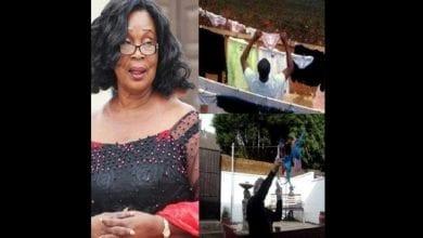 """Photo de """"Laver les dessous de votre femme porte malheur"""", dixit une actrice ghanéenne"""