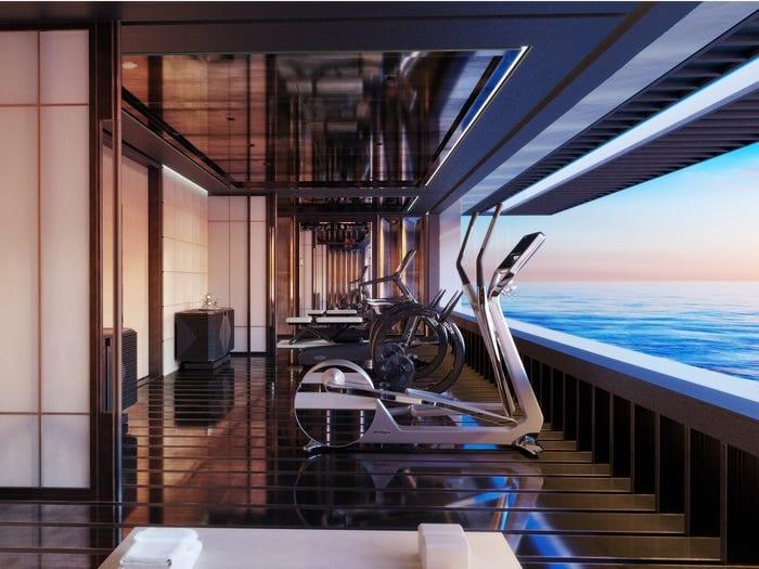 Bill Gates s'offre un super yacht futuriste à 645 millions de dollars (photos)