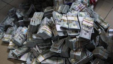 Photo de Nigeria : Près de 5 milliards de Fcfa en espèce saisis par la douane