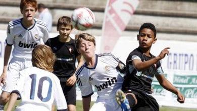 Photo de Football. Le jeu de tête interdit chez les moins de 12 ans en Angleterre, Ecosse et Irlande