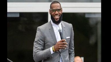 Photo de NBA : Lebron James s'engage à payer les frais de scolarité de 193 étudiants pendant 4 ans