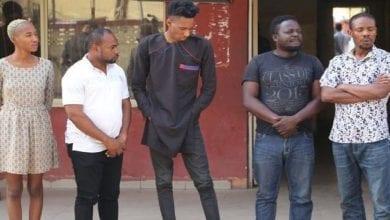 Photo de Nigeria: 5 personnes qui prétendent avoir contracté le coronavirus ont été arrêtées