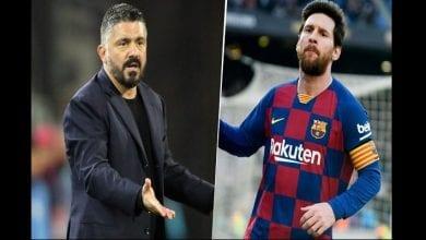 Photo de LDC/Barcelone-Naples : la stratégie de Gennaro Gattuso pour arrêter Lionel Messi
