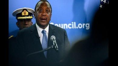 Photo de Guerre commerciale : Uhuru Kenyatta s'en prend aux puissances étrangères