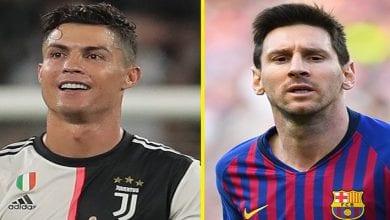 Photo de «Quand on compare Ronaldo à Messi, je me lève de la table» déclare le fils de Maradona