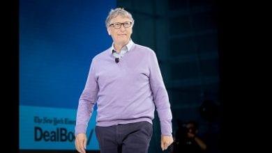 Photo de Bill Gates quitte le conseil d'administration de Microsoft