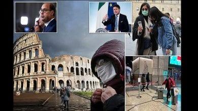 Photo de Coronavirus : l'Italie place près de 16 millions de personnes en quarantaine